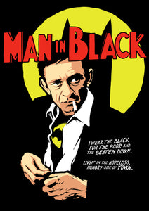 """Man in Black"" by Butcher Billy"