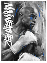 "Load image into Gallery viewer, ""Mayweather & McGregor Set"" by Robert Bruno"
