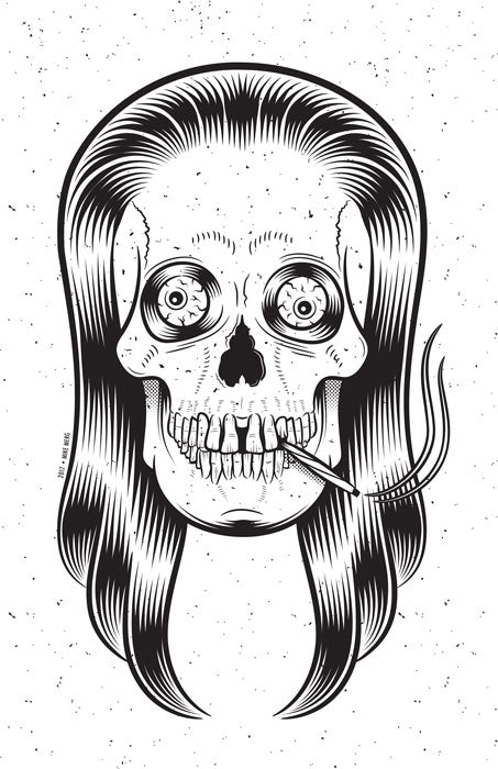 James Earl Bones Print by Mike Merg