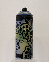 Mountain Love Spray Can by Blake Jones