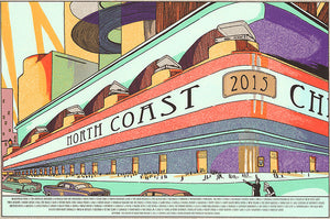 North Coast 2015 Print