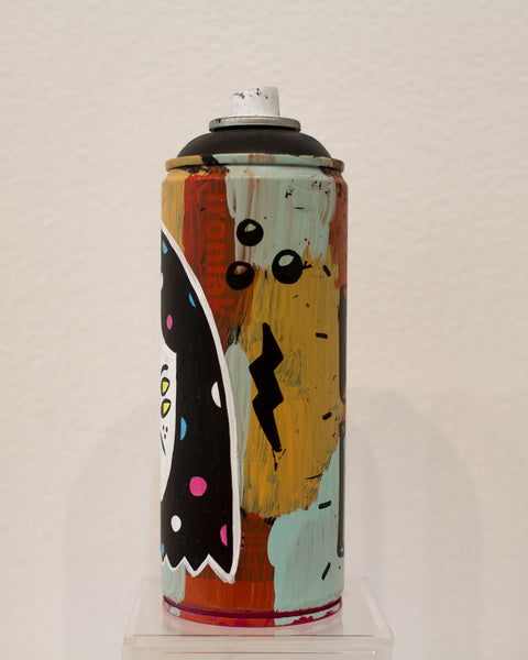 Ok Spray Can by Blake Jones