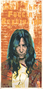 """Patti Smith Revolutionary"" by Fugscreens Studios"