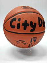 "Load image into Gallery viewer, 'City Dreams"" Basketball by JC Rivera"