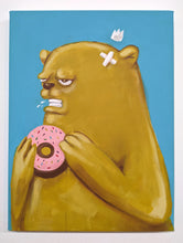 "Load image into Gallery viewer, ""Donut Rage"" by JC Rivera"