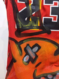 Custom Jordan Jersey by JC Rivera