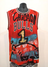 Load image into Gallery viewer, Custom Rose Jersey by JC Rivera