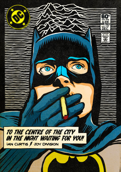 Post Punk Dark Night by Butcher Billy