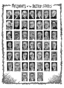 """Presidents of the United States"" by Anthony Christopher"