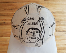 "Load image into Gallery viewer, ""Que Golaso! Football"" by Don't Fret"