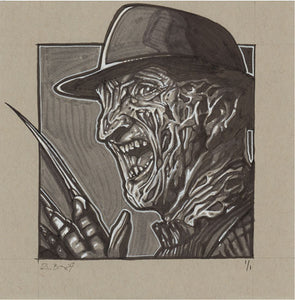 """Freddy Krueger"" by Robert Bruno"
