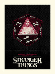 Stranger Things Dice (Red)