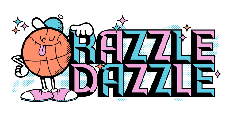 Razzle Dazzle by Blake Jones