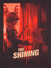 "Load image into Gallery viewer, ""The Shining"" by Dave Stafford"