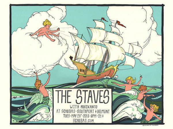 The Staves 2013