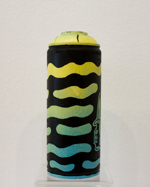 Switchblade Spray Can by Blake Jones