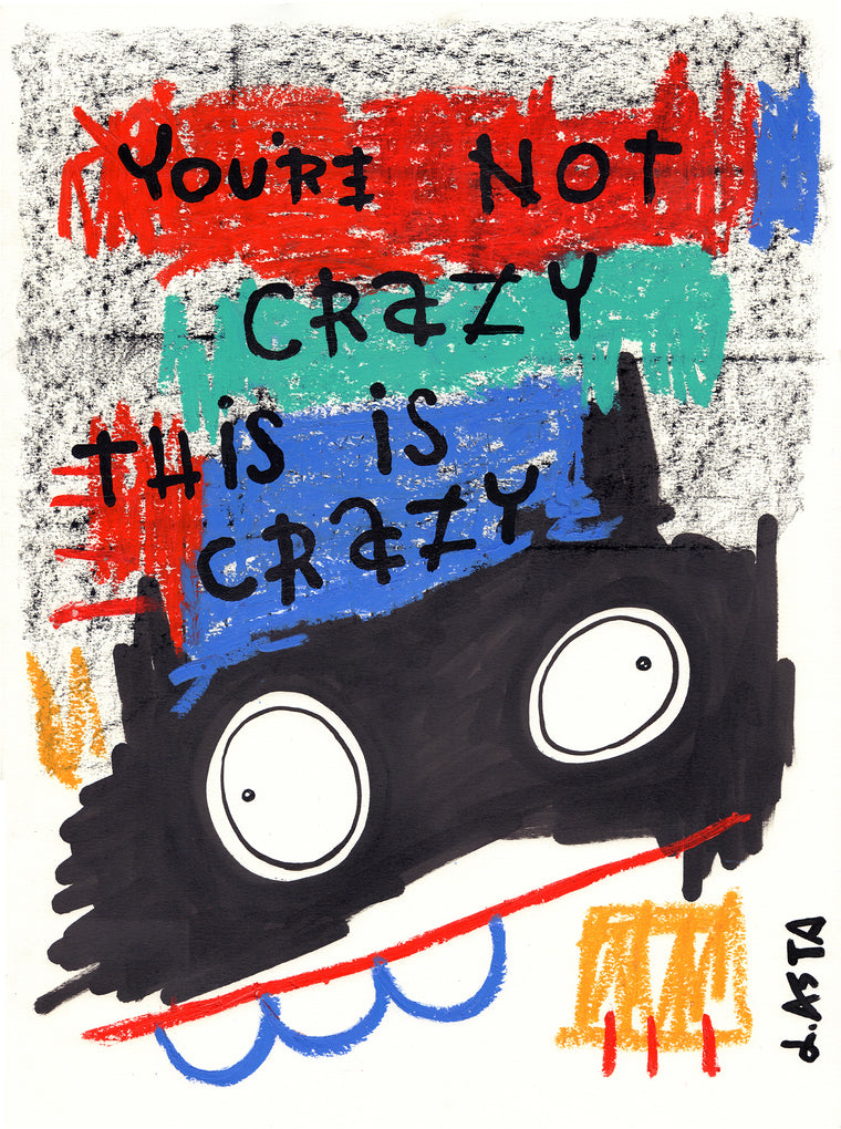 This Is Crazy Original by Lauren Asta