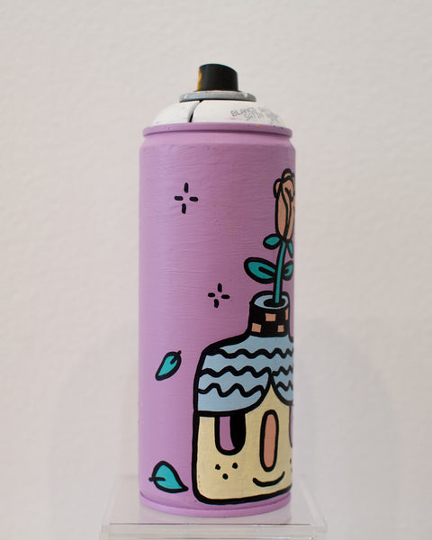 Till It Hurts Spray Can by Blake Jones