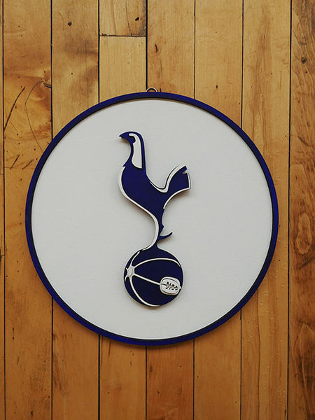 Fleet Spurs F.C. Plaque by Isabelle Tasseff-Elenkoff