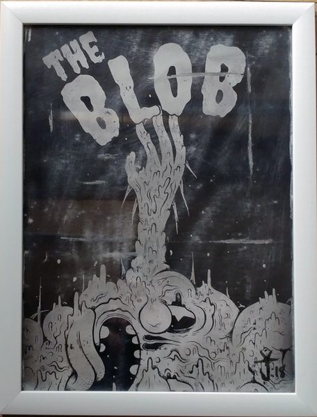 The Blob // Loaded Guns 2 Exclusive Original by Junkyard