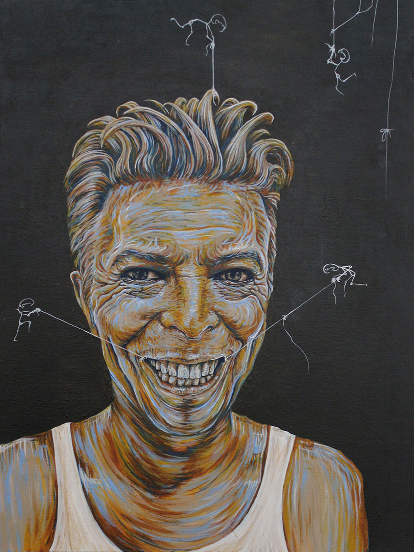 David Bowie's Smile by Dorothy Zhu