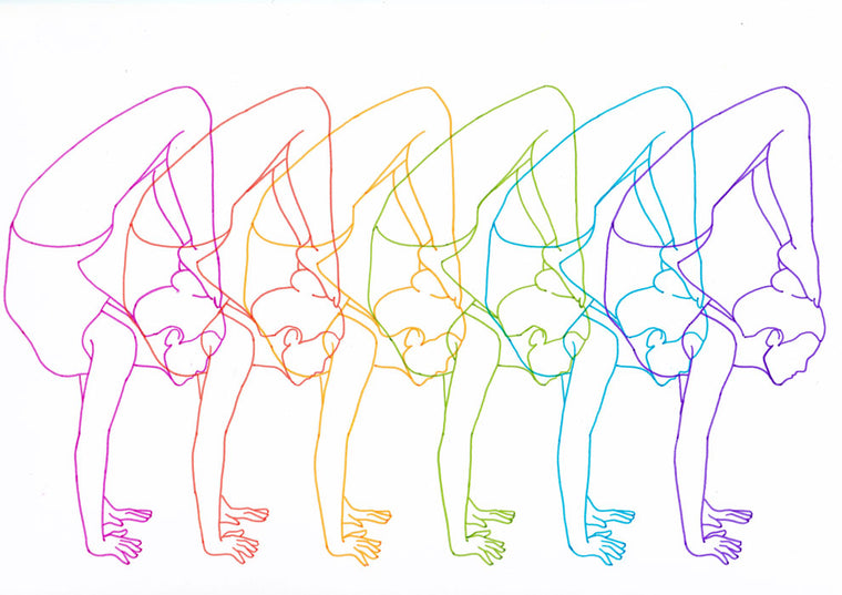 Rainbow Contortionists