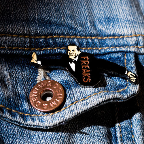 Freaks Pin