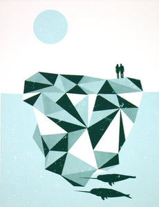 """Iceberg"" by Arsenal Handicraft"