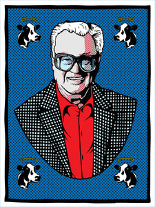 """Harry Caray"" by Adam Shortlidge"