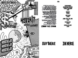 """In Here (Zine)"" by Lefty Out There"