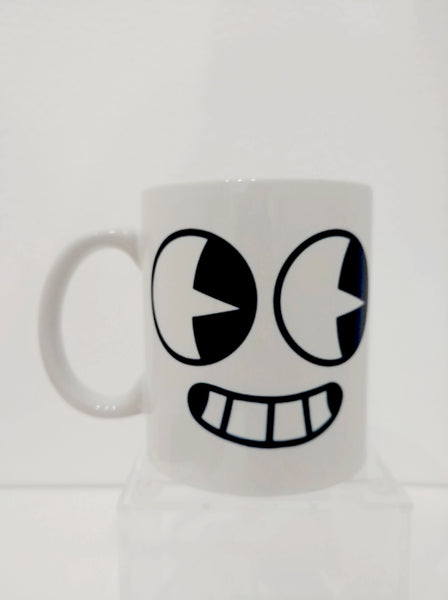 Smile Mug by Blake Jones