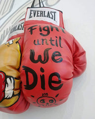 Fight Until We Die Original by JC Rivera