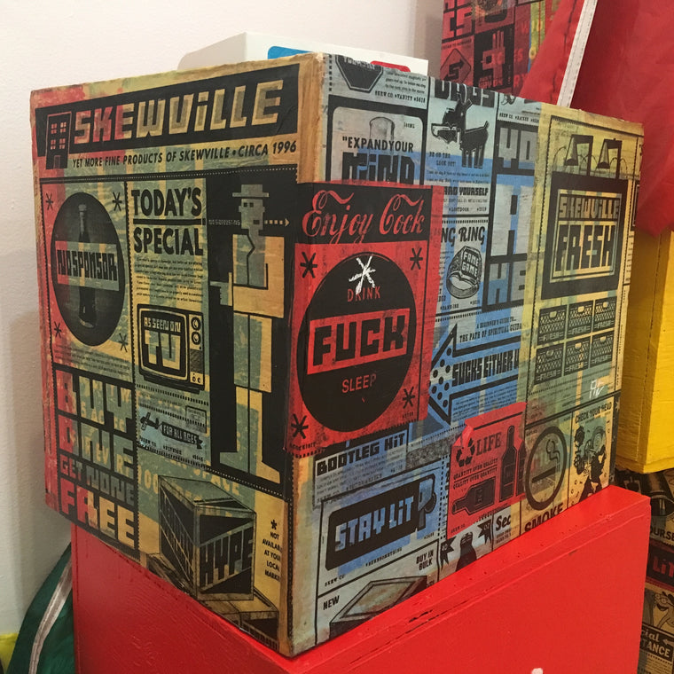 Box Set by Skewville