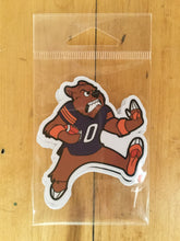 Load image into Gallery viewer, Bears Mascot Sticker Pack by Ian Glaubinger