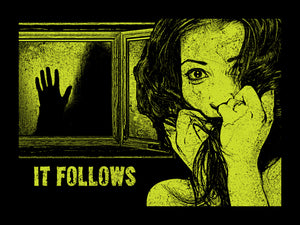 """It Follows"" by Chris Garofalo"