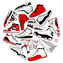 "Load image into Gallery viewer, ""Jumpman x 15"" by Jeff Pak"