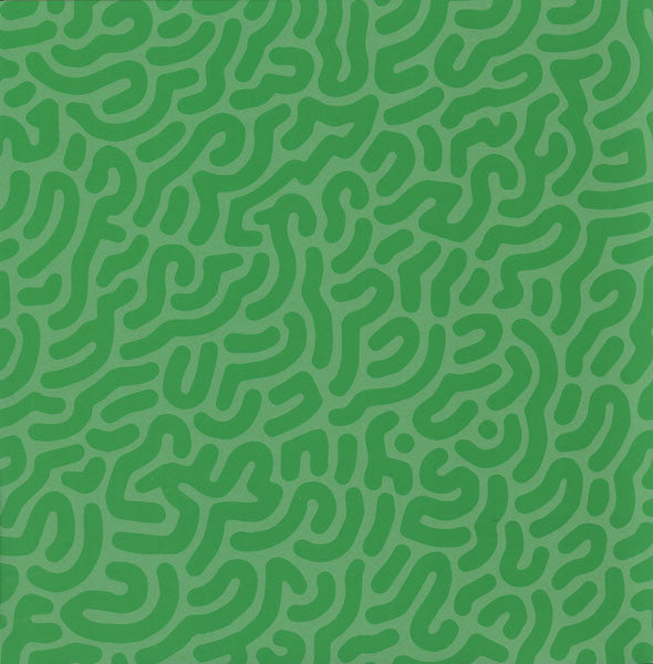 Green Print by LeftyOutThere