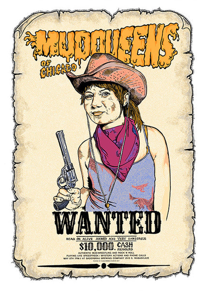 Mudqueens of Chicago 2017 by Fugscreens Studios