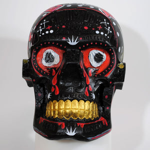 """Skull"" by Mark Wetzel"