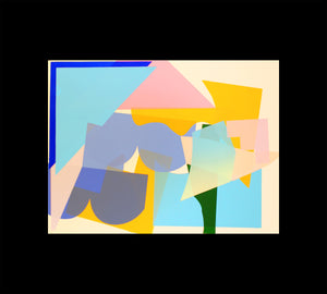"""No Boundaries 3"" by Mich Miller"