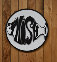 Load image into Gallery viewer, Phish Plaque by Isabelle Tasseff-Elenkoff