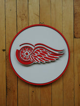 "Load image into Gallery viewer, ""Redwings"" by Isabelle Tasseff-Elenkoff"