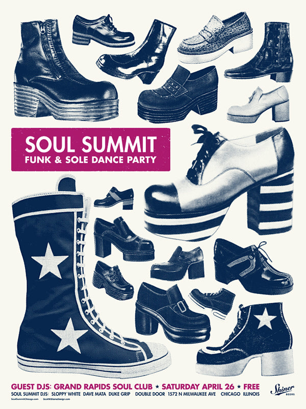 Soul Summit April 2014