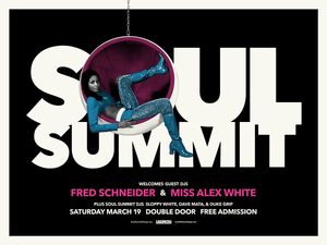 """Soul Summit March 2016"" by Scott Williams"