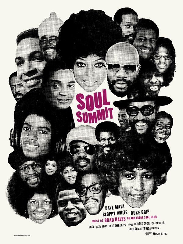 Soul Summit September 2012 Print by Scott Williams