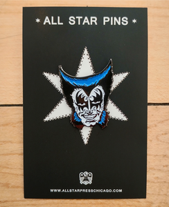 """Wolverine"" Pin by R6D4"