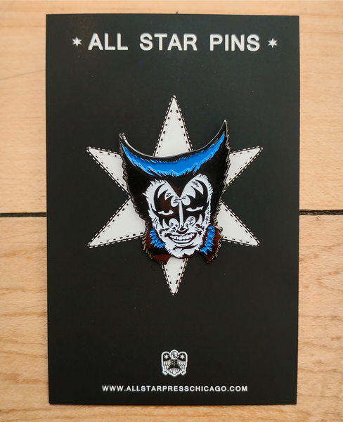 Wolverine Pin by R6D4