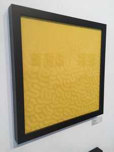 Yellow Print by LeftyOutThere