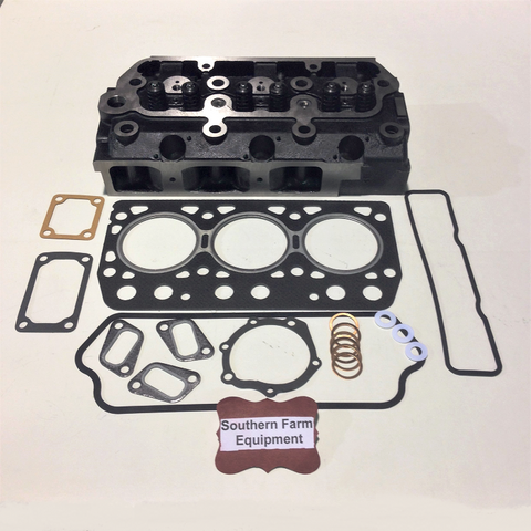 SFCH-J38 CYLINDER HEAD AND GASKET SET,JOHN DEERE