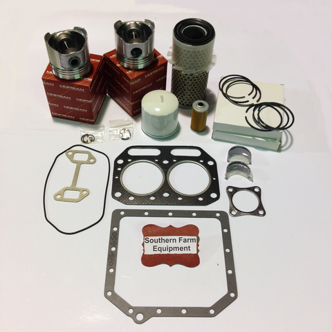 SFEKJ-651 ENGINE KIT,OVERSIZE JOHN DEERE 650,2T80 ENGINE